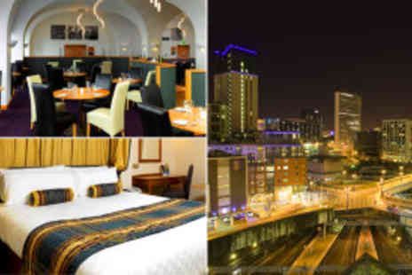 Thistle Birmingham City - Two night stay with breakfast  - Save 60%