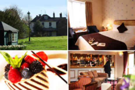 Sudbury House Hotel - Two night Oxfordshire break for two - Save 67%