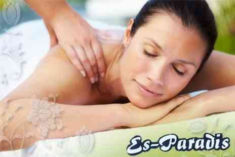 Es Paradis Beauty, Tanning & Toning Studio, IPL hair removal Upper or Lower Leg - Save 86%