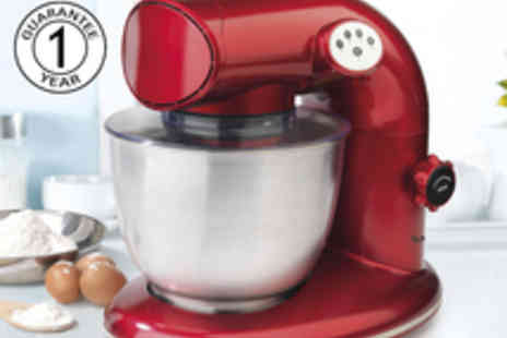 Salter - Salter 1000W 4 Speed Stand Mixer - Save 54%
