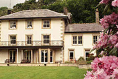 Lovelady Shield Country House - Cumbrian country house getaway for two including award winning breakfast - Save 65%