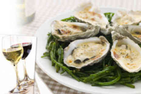 Le Bouchon Breton - Oyster and wine tasting masterclass - Save 60%
