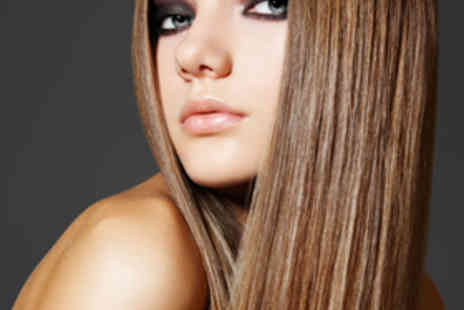 Dune Hairdressing - Brazilian Blow Dry, Haircut, and Finish - Save 66%