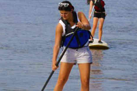 Active360 - Two Hour Paddle Boarding Experience for Two - Save 61%
