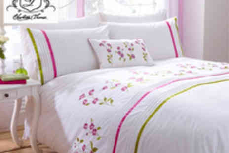 Charlotte Thomas - Arabella Super King Duvet Set - Save 41%