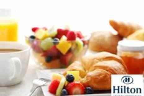 Hilton - Hilton Champagne Breakfast London - Save 59%