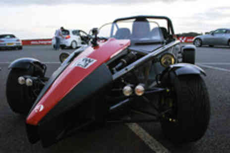 The Real Gran Turismo - Two hour BMW M3 vs Ariel Atom experience - Save 60%