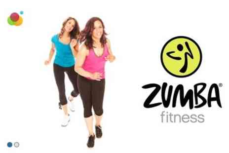 Zumba Fitness - Ditch the workout, join the party with Zumba - 1 month classes for only £14 (Usually £90) - Save 84%
