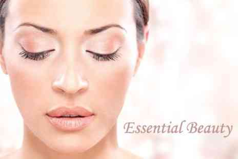 Essential Beauty - One Hour Oxygen Therapy Facial - Save 78%