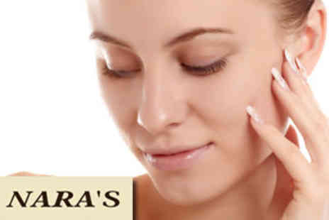 Naras Beauty Clinic - 3 sessions of Facial Microdermabrasion - Save 60%
