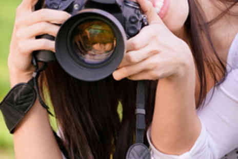 Shaun Mackie Photography - Full Day Digital SLR Photography Course - Save 65%
