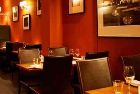 Foxtrot Oscar - £10 for £20 of chic bistro dining at Gordon Ramsay's Restaurant - Save 50%