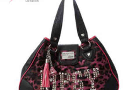Lipsy - Leopard Expanding Tote Bag - Save 46%