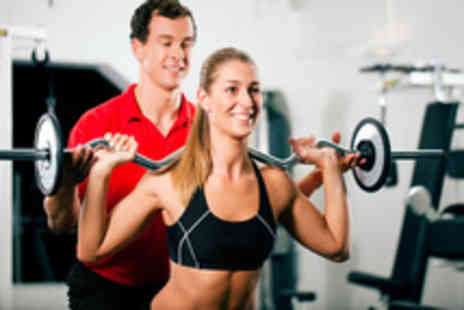 Fit & Fun - 3 one-hour personal training sessions inc. nutrition & exercise programme - Save 87%