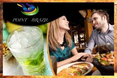 Rodizio Brazil - ll You Can Eat Brazilian Rodizio Grill and One Professionally Mixed Caipirinha - Save 60%