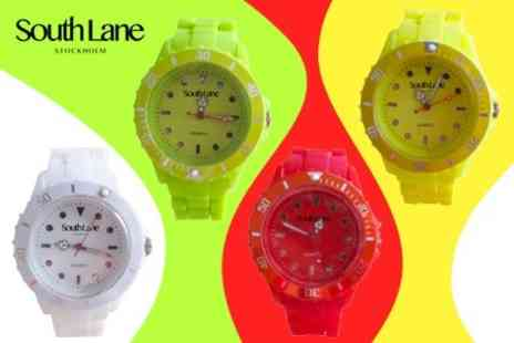 South Lane - Fashion Watch With Standard or Express Delivery - Save 60%