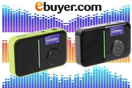 Ebuyer.com - Foehn & Hirsch Portable Wi Fi Radio in Green or Black - Save 49%