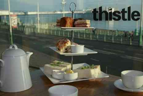 Thistle Hotel - Afternoon Tea For Two - Save 58%