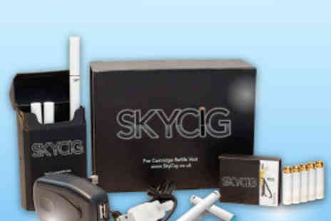 SKYCIG - Electronic Cigarette Kit - Save 69%