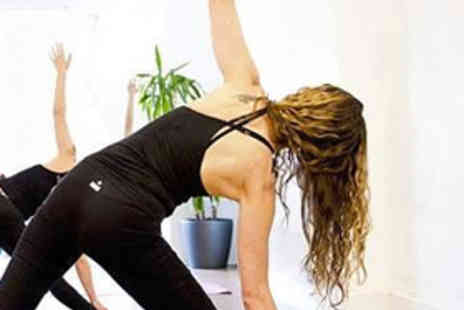 Flow Studio - Two Hour Yoga Workshop - Save 53%