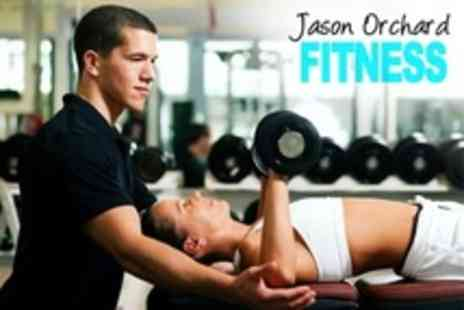 Jason Orchard Fitness - Five Boot Camp Sessions - Save 83%