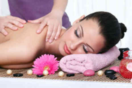 NV Beauty - Spa day inc either a Decleor back massage or 45-minute facial - Save 40%