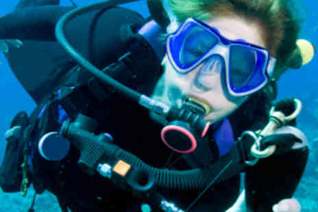 Subaquaholics - Two Hour Beginners Scuba Diving Lesson - Save 64%