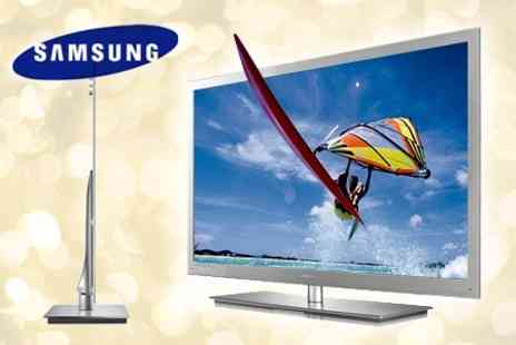 Samsung Connect - Samsung C9000 3D TV - Save 50%