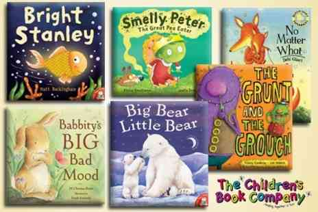 The Childrens Book Company - Selection of Eight Childrens Books - Save 60%