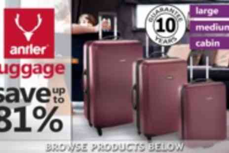 Antler - Antler Luggage Sets - Save 47%
