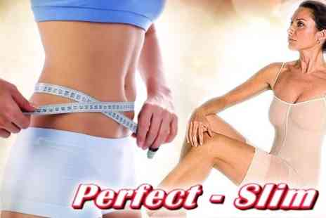 La Promocion - Two Slimming Body Suits from Perfect Slim Body - Save 81%
