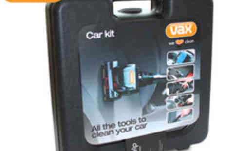 Vax - Car Cleaning Kit - Save 56%