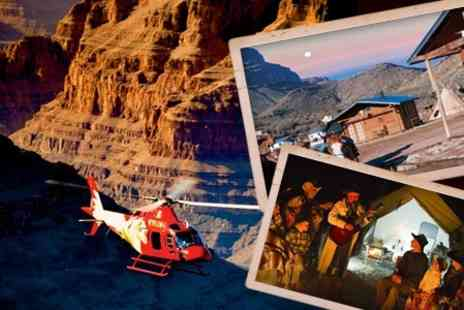 ClearSky Holidays - In Las Vegas and Grand Canyon Six Night Stay For Two With Flights and Helicopter Ride - Save 25%