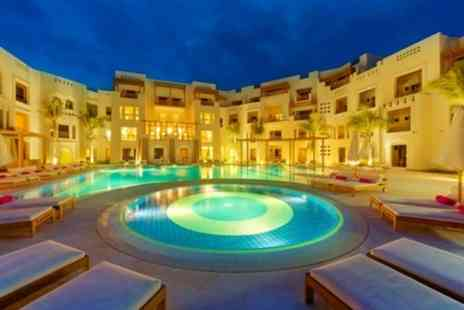 Meeting Point Tourism - In Oman Four Night 4star Stay For Two With Breakfast - Save 29%