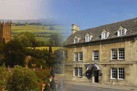 The Noel Arms - Luxury Cotswolds spa getaway for two with breakfast - Save 50%