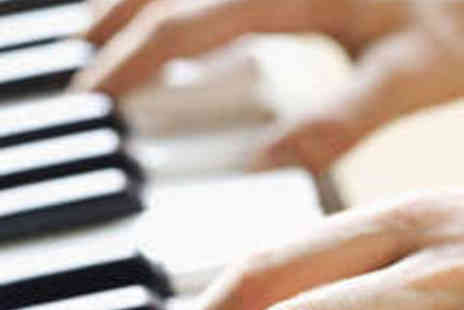 Bez Jones Music - 45 Minute Keyboard Lesson - Save 64%