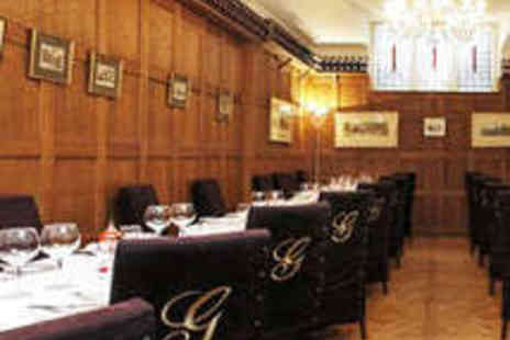 Greigs Restaurant - Two Course Meal for Two with Champagne Cocktails - Save 59%