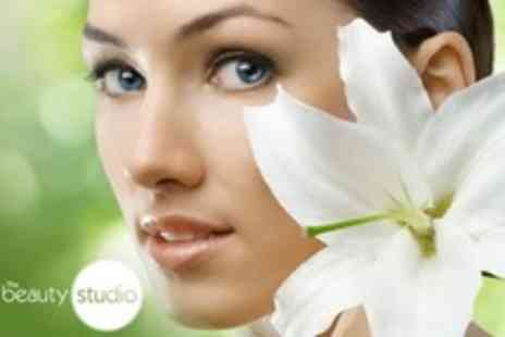 The Beauty Studio - Two Crystal Clear Microdermabrasion Sessions - Save 60%