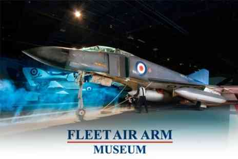 Fleet Air Arm Museum - £15.20 for a Family Pass for Fleet Air Arm Museum - Save 60%