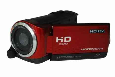 Digital Deals - MINI HD digital Video Camera - Save 55%