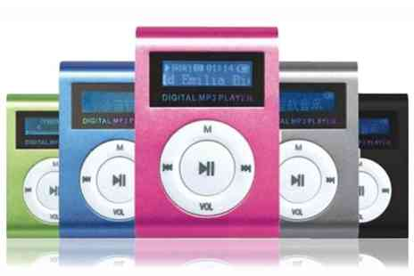 Digital Deals - Two MP3 Pod Shuffles - Save 81%