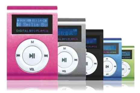 Digital Deals - An MP3 Pod Shuffle - Save 75%