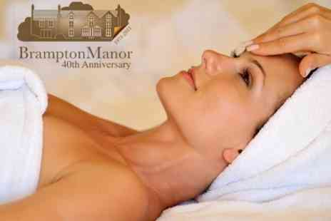 Brampton Manor - One Week Winter Spa Pass For Two Including Pool, Hot Tub and Gym Access - Save 93%