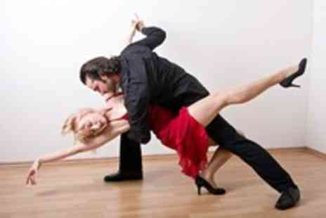 Joseph Koniak - 4 Salsa classes at Pineapple Dance Studios or 4 Zouk Lambada classes - Save 56%
