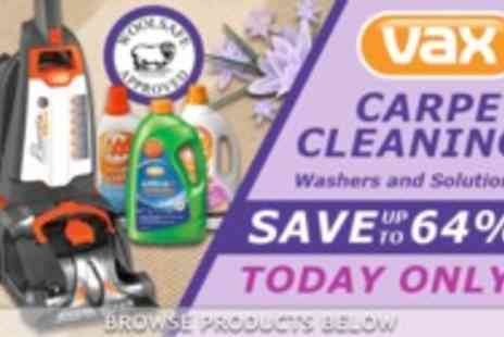 vax - Big Spring Clean - Save 53%