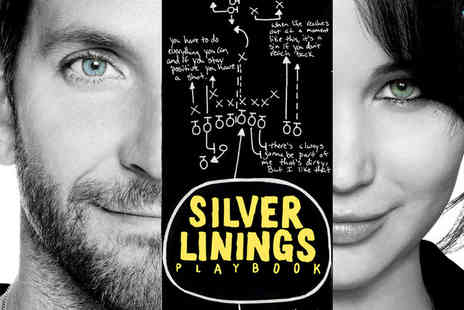 Altitude Experiences - Ticket to a Valentines screening of Silver Linings Playbook and a cocktail - Save 67%