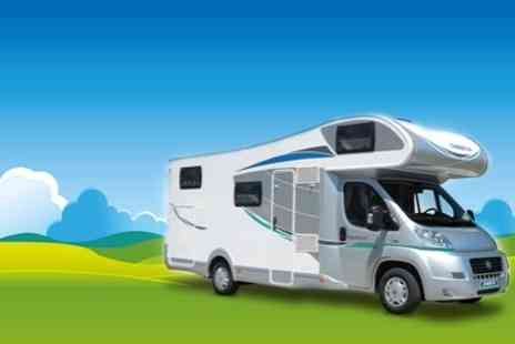 Unbeatable Hire - Motorhome Seven Night Hire in Choice of Location - Save 52%