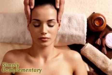 Simply Complementary - Indian Head Massage and Choice of Facial - Save 60%