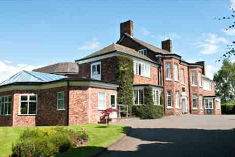 The Stanneylands Hotel - Cheshire Country Escape with Dining - Save 40%