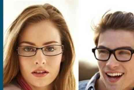 Glasses Direct - Designer Glasses Voucher Towards Two Pairs - Save 60%